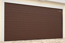 Ворота в гараж на заказ стандартный рамзмер