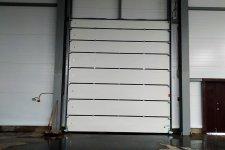 Алютех ProTrend (торсионные пружины) с ручным блоком управления