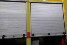 Алюминиевая дверь шторного типа 91850 руб.