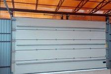 Ryterna, секционные,5280*2700, RAL 8017, торсионные пружины