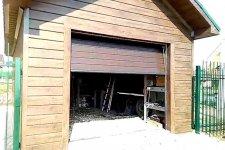Заказать гаражные ворота в Нижнем Новгороде